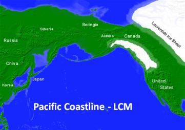 Pacific Coastline - LCM