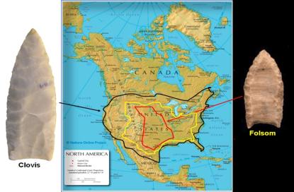 Clovis Vs Folsom Locations