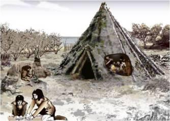 Folsom Ancient Dwelling