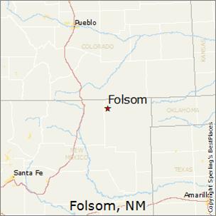 Folsom NM