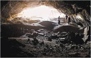 Danger Cave - Utah