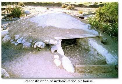 Desert Culture Pit House